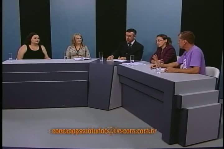 Conexão Passo Fundo fala sobre o papel da mulher na sociedade - bloco 4