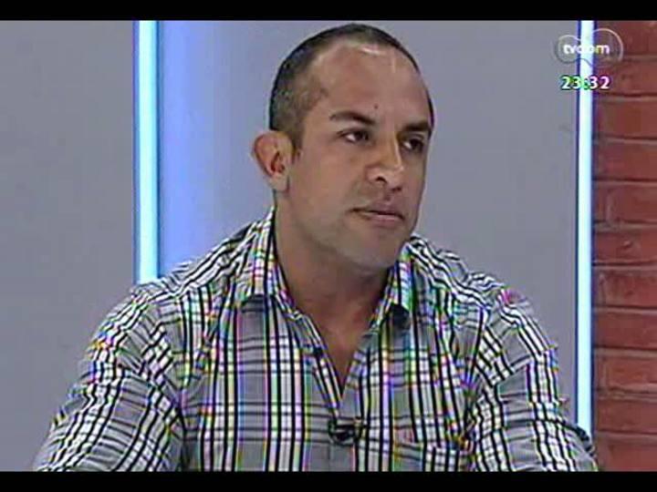 Mãos e Mentes - Coordenador do Programa Institucional de Bolsa de Iniciação à Docência da UFRGS, Samuel Bello - Bloco 1 - 15/03/2013