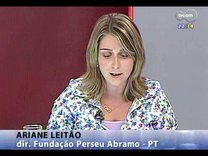 Conversas Cruzadas - Debate sobre os protestos contra as tarifas de ônibus de Porto Alegre - Bloco 2 - 28/03/2013