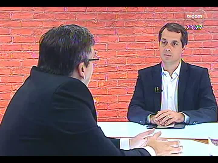 Mãos e Mentes - Presidente do Conselho de pos-Graduação da Engenharia da UFRGS, Luiz Carlos da Silva Pinto Filho - Bloco 2 - 03/04/2013
