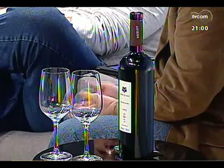 TVCOM Tudo Mais - Vinícola de Farroupilha na lista dos dez melhores vinhos da ExpoVinis