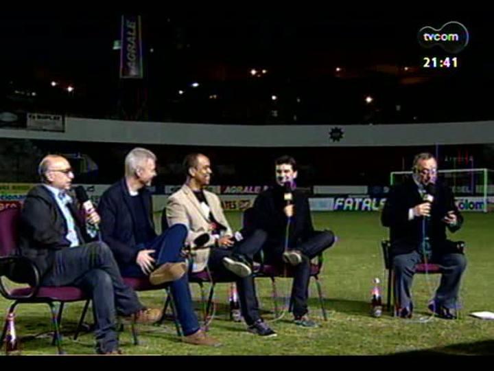Bate Bola - Debate e compactos sobre o tricampeonato gaúcho do Internacional - Bloco 3 - 05/05/2013