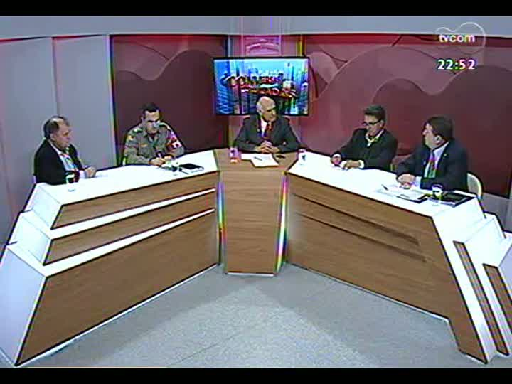 Conversas Cruzadas - Como as autoridades liberam a abertura de estabelecimentos? - Bloco 3 - 09/05/2013