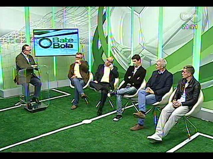 Bate Bola - Conversa com D\'Alessandro sobre expectativas do Internacional para o Campeonato Brasileiro - Bloco 2 - 19/05/2013