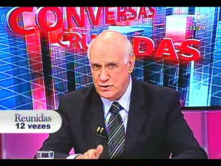 Conversas Cruzadas - Casais têm cada vez menos filhos: motivos e consequências - Bloco 2 - 31/05/2013