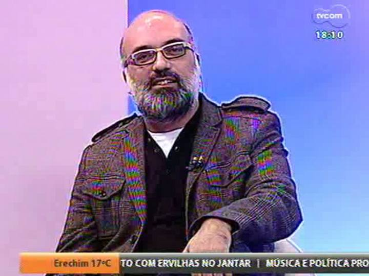 Programa do Roger - Entrevista com diretor, roteirista e produtora da série Bocheiros - bloco 3 - 04/06/2013