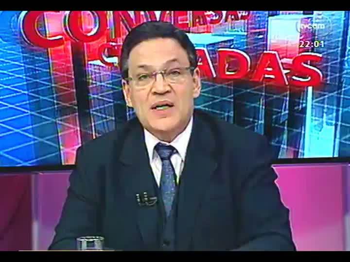 Conversas Cruzadas - Debate sobre o projeto de lei do PT que propõe estatização do transporte coletivo de Porto Alegre - Bloco 1 - 05/07/2013