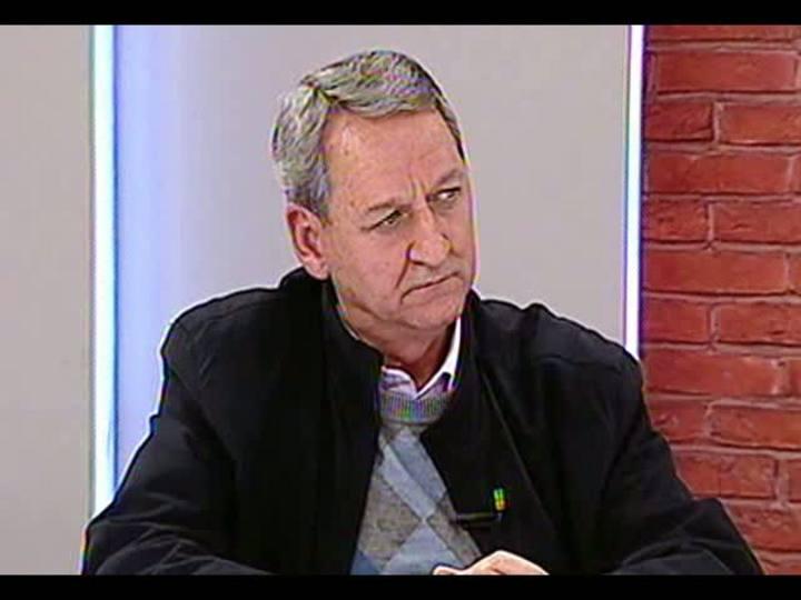 Mãos e Mentes - Rogério Kerber, diretor executivo do Sindicato da Indústria de Produtos Suínos - Bloco 3 - 09/07/2013