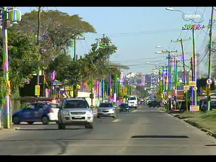 TVCOM 20 Horas - Saiba quais obras estão previstas para serem feitas no entorno da Arena - Bloco 3 - 05/08/2013