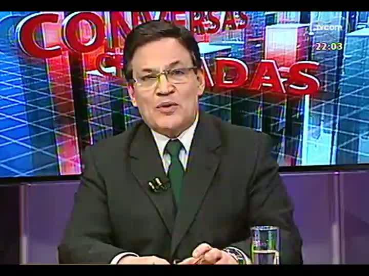 Conversas Cruzadas - A partir da legalização da maconha no Uruguai, o Brasil deveria seguir o mesmo caminho? - Bloco 1 - 05/08/2013