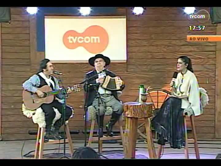 Tertúlia - Um bate papo e a música de Ernesto e Bagre Fagundes - bloco 2 - 30/08/2013