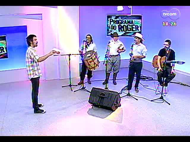 Programa do Roger - Os Fagundes celebram os 30 anos do Canto alegretense - bloco 4 - 11/09/2013