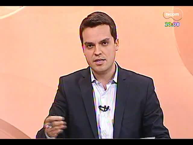 TVCOM 20 Horas - Saiba o que a prefeitura está oferecendo a quem tem que abandonar as carroças de lixo - Bloco 2 - 01/10/2013