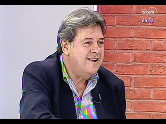 Mãos e Mentes - Presidente da Rede de Banco de Alimentos/RS, Paulo Renê Bernhard - Bloco 4 - 07/01/2014
