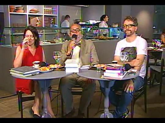 Café TVCOM - Bate-papo sobre o livro \'O Idiota da Família\', de Jean-Paul Sartre - Bloco 1 - 11/12/2013