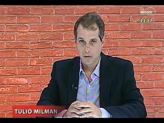 Mãos e Mentes - Diretor do hotel Vila Ventura Samuel da Silveira - Bloco 1 - 29/01/2014