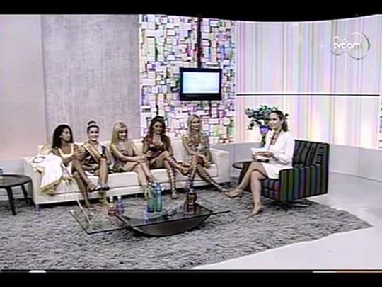 TVCOM Tudo+ - Musas do Carnaval - 27/02/14