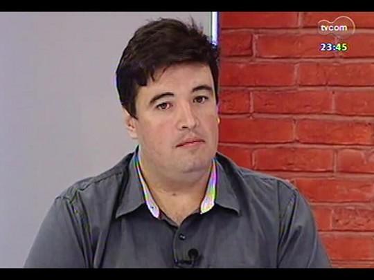 Mãos e Mentes - Empresário e proprietário do restaurante Gambrinus João Alberto Cruz de Melo - Bloco 2 - 24/03/2014