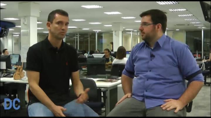 Fernandes relembra momentos de JEC e Figueirense
