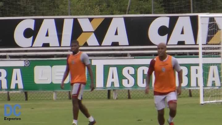 DC Esportes em Pauta: Marcos Assunção volta a treinar normalmente pelo Figueirense