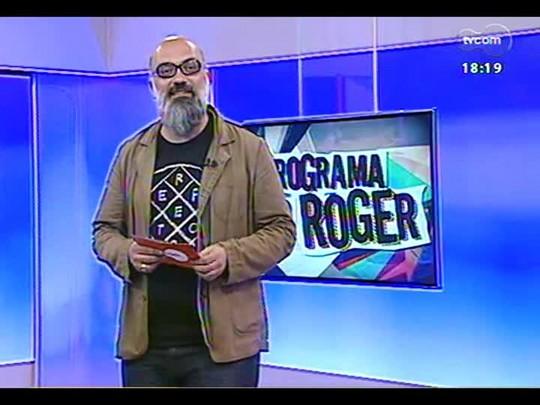 Programa do Roger - Lançamentos do Cinema da semana - Bloco 3 - 17/04/2014