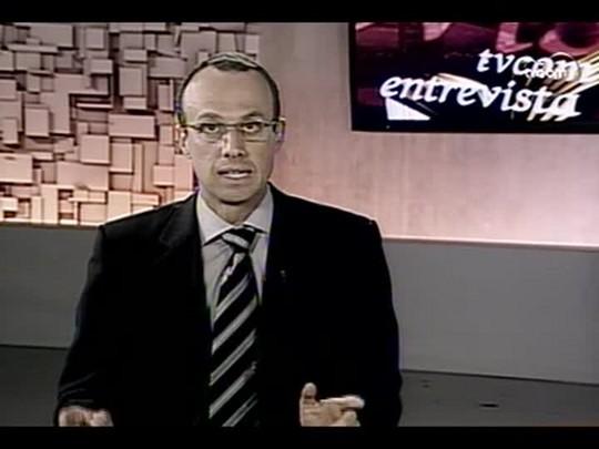 TVCOM Entrevista - 1º bloco - 03/05/14
