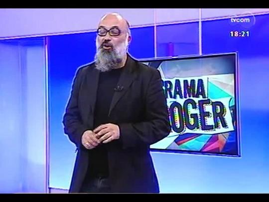 "Programa do Roger - Brechó do Roger: Luiz Melodia \""Presente Cotidiano\"" - Bloco 4 - 15/05/2014"