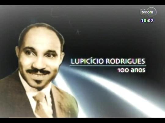 """Programa do Roger - Especial Lupicício Rodrigues, \""""Lupi, o musical\"""" - Bloco 2 - 27/05/2014"""