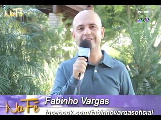 Na Fé - Clipes de música gospel e bate-papo com Davi Pereira - 01/06/2014 - bloco 3