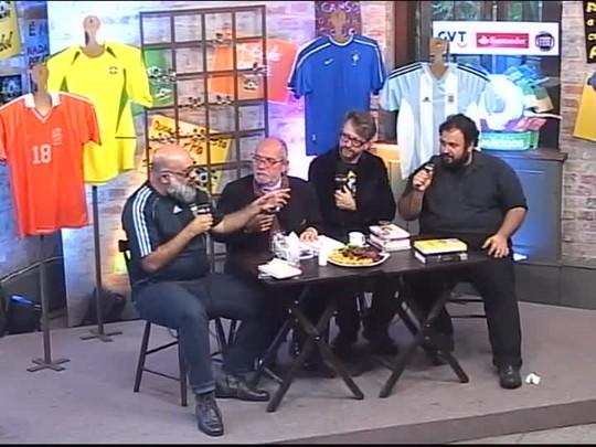 Café TVCOM - Conversa sobre o final da Copa do mundo, diretamente do Bar dos Fanáticos - Bloco 4 - 13/07/2014
