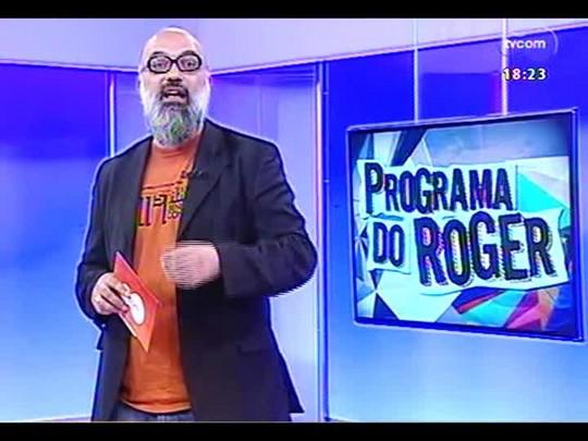 "Programa do Roger - Clipe Gaúcho \""Se o tempo permitir\"", Rafuagi - Bloco 4 - 15/07/2014"