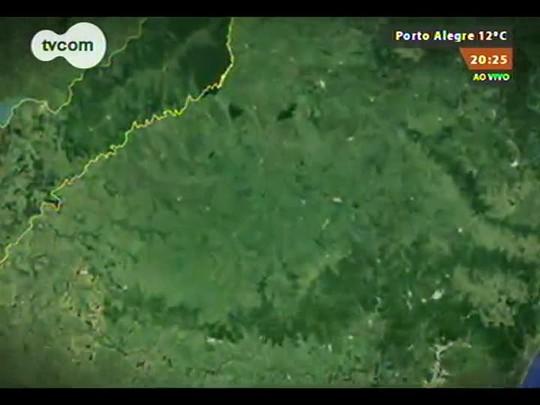 TVCOM 20 Horas - A interdição da ponte que balança na região norte do estado - Bloco 3 - 26/08/2014