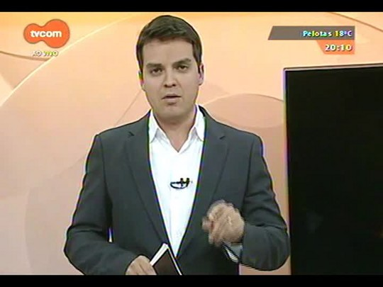 TVCOM 20 Horas - Como funciona os sistemas de vídeo e monitoramento do Beira-Rio? - 05/09/2014