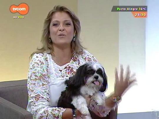 TVCOM Tudo Mais - \'Tudo+Pet\': a importância da relação entre crianças e animais