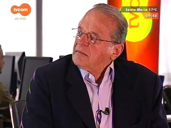 Eleições 2014: Entrevista com o candidato a governador Tarso Genro