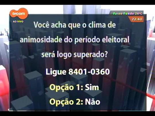 Conversas Cruzadas - Balanço das eleições 2014 - Bloco 2 - 27/10/2014
