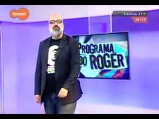 Programa do Roger - Naddo Entre os Gigantes - Bloco 3 - 19/11/2014