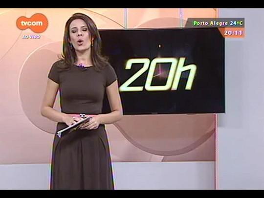TVCOM 20 Horas - RS foi o estado com mais locais de violação de Direitos Humanos durante o Regime Militar no país - 10/12/2014