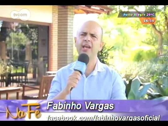 Na Fé - Clipes de música gospel e bate-papo com Misael Silveira - 21/12/2014 - bloco 1