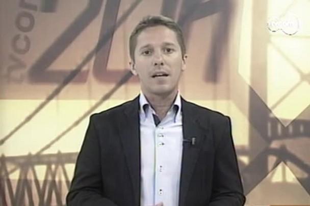 TVCOM 20h - Quase 2 mil presos beneficiados com saídas temporárias de fim de ano em SC - 27.12.14