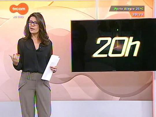 TVCOM 20 Horas - Piso nacional do magistério: governador e secretário visitam o CPERS em busca de entendimento com a categoria - 07/01/2015