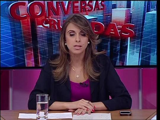 Conversas Cruzadas - Aumento do índice de roubos de carros na capital - Bloco 3 - 12/02/15