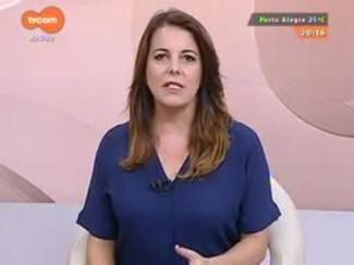 TVCOM 20 Horas - Setores industriais operam com 60% da capacidade no RS por queda nas vendas. Saiba mais - 05/03/2015