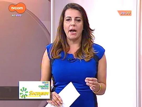 TVCOM 20 Horas - Governo do estado ainda não sabe se vai conseguir pagar os servidores sem parcelar os salários - 16/03/2015