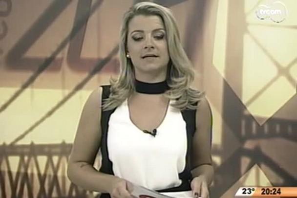 TVCOM 20 Horas - Setor de tecnologia de Florianópolis critica prefeitura por lentidão burocrática - 28.04.15