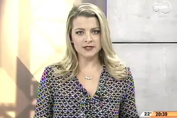 TVCOM 20 Horas - Câncer de mama é a maior causa de morte entre as mulheres brasileiras - 06.05.15
