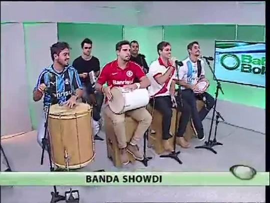 Bate Bola - 4ª rodada do brasileirão - Bloco 1 - 31/05/15