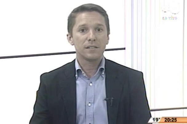 TVCOM 20 Horas - Deputado Estadual João Amin fala sobre o Orçamento Regional e os Terrenos de Marinha- 14.07.15