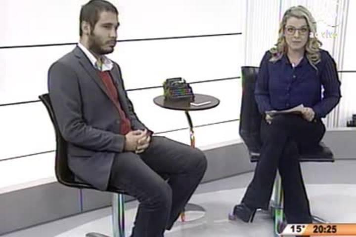 TVCOM 20 Horas - Cai índice que marca intenção de consumo dos catarinenses - 22.07.15
