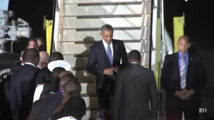 Obama visita o Quênia, a terra de seu pai
